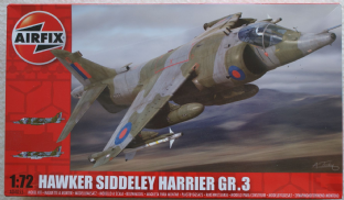 Airfix 1/72 04055 BAe Harrier GR.3